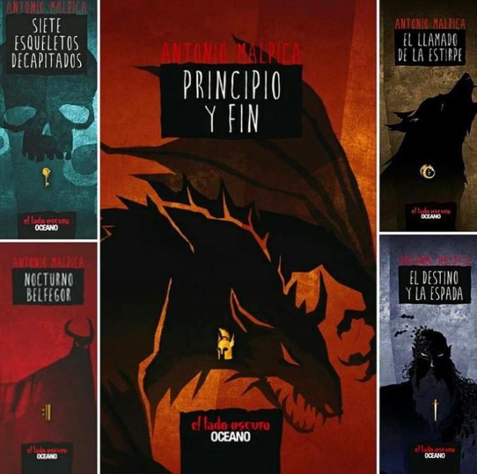 Saga el libro de los heroes (1)